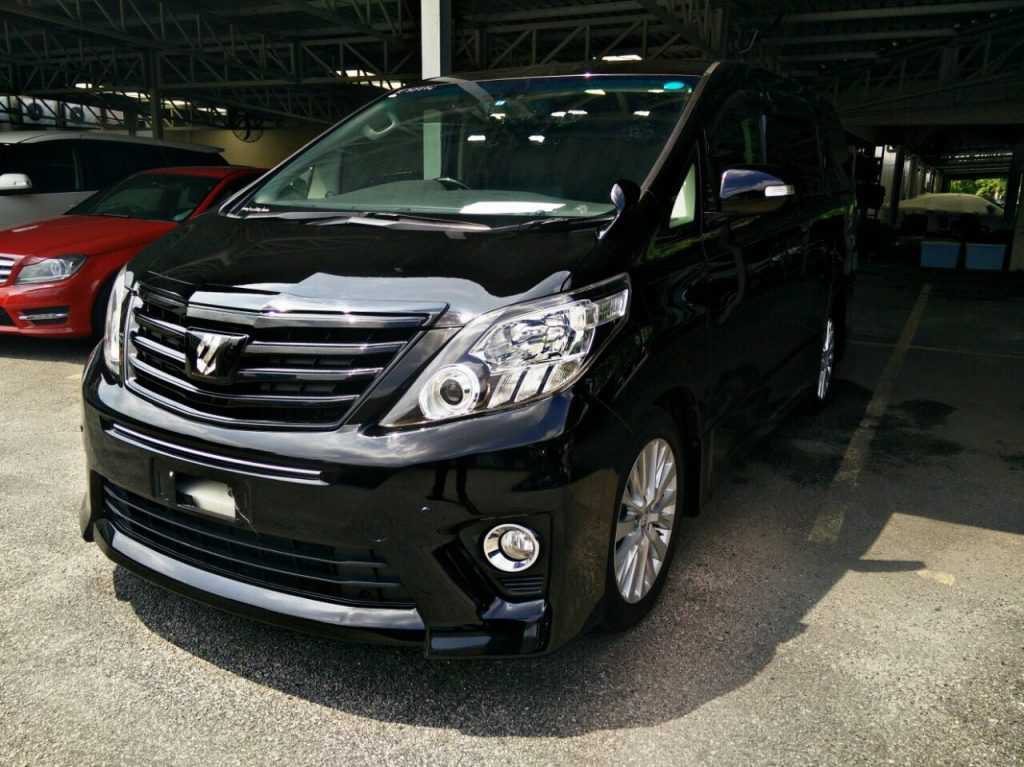 car rental klia2